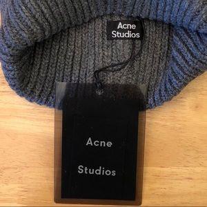 Acne Accessories - ACNE STUDIOS BEANIE